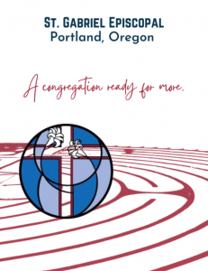 St. Gabriel Episcopal Church Profile Booklet